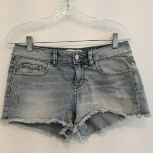 SALE !! Pink Victoria Secret Cut Off Shorts 4